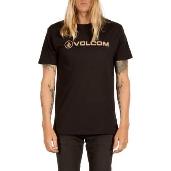 Volcom Black Line Euro Black T-Shirt