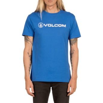 Volcom True Blue Line Euro Blue T-Shirt