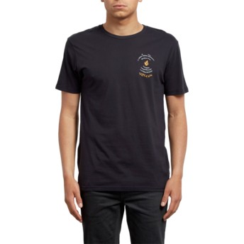 Volcom Black Comes Around Black T-Shirt