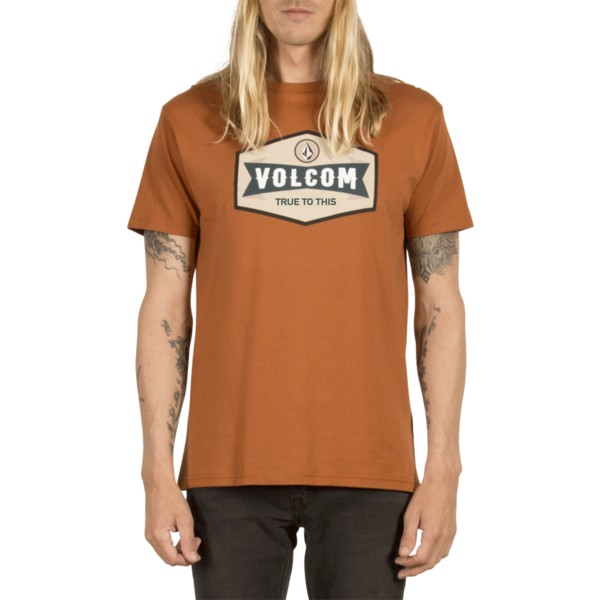 volcom-copper-budy-brown-t-shirt