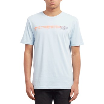 Volcom Arctic Blue Courtesy Blue T-Shirt