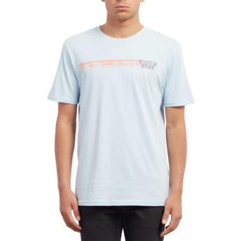 Volcom Arctic Blue Courtesy Blue T-Shirt