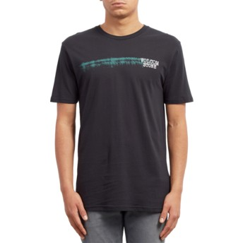 Volcom Black Courtesy Black T-Shirt