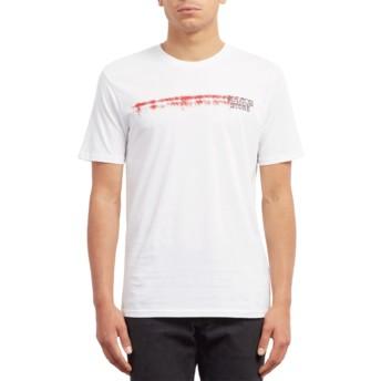 Volcom White Courtesy White T-Shirt