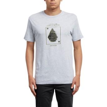 Volcom Heather Grey Sound Grey T-Shirt