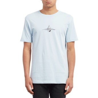 Volcom Arctic Blue Surface Blue T-Shirt