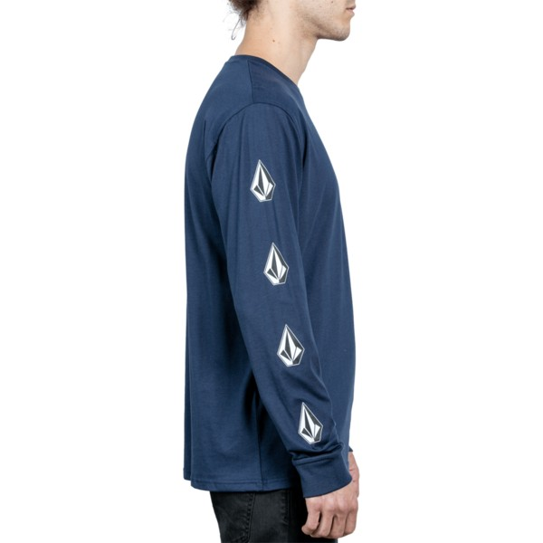 volcom-indigo-deadly-stone-navy-blue-long-sleeve-t-shirt