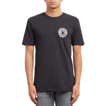 Volcom Black Volcomsphere Black T-Shirt