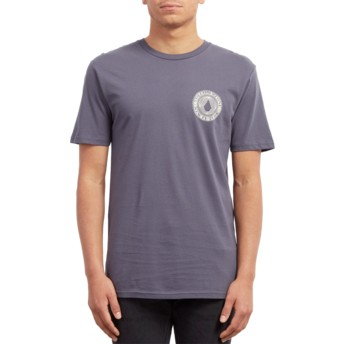 Volcom Midnight Blue Volcomsphere Navy Blue T-Shirt