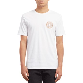 Volcom White Volcomsphere White T-Shirt
