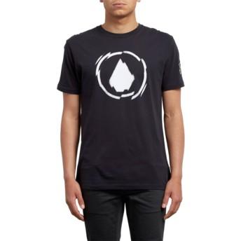 Volcom Black Shatter Black T-Shirt