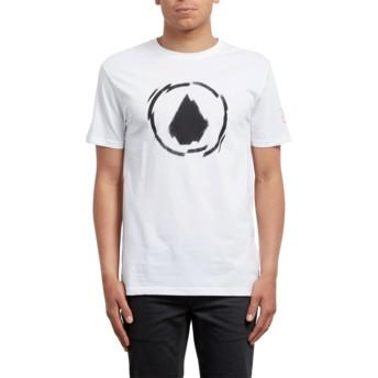 Volcom White Shatter White T-Shirt
