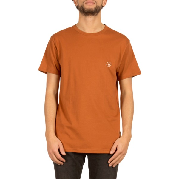 volcom-copper-stone-blank-brown-t-shirt