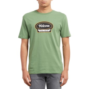 Volcom Dark Kelly Cresticle Green T-Shirt