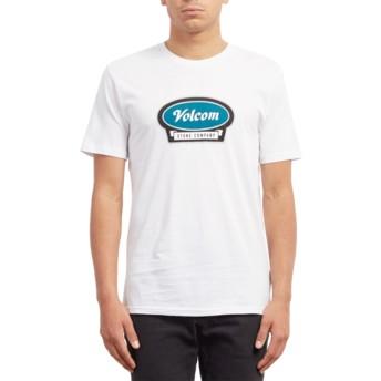 Volcom White Cresticle White T-Shirt