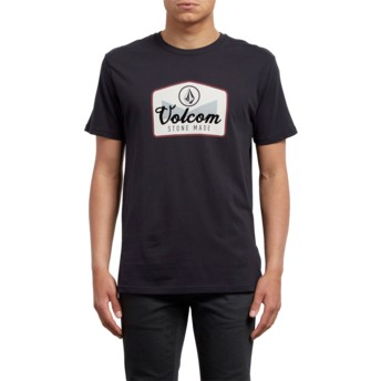 Volcom Black Cristicle Black T-Shirt