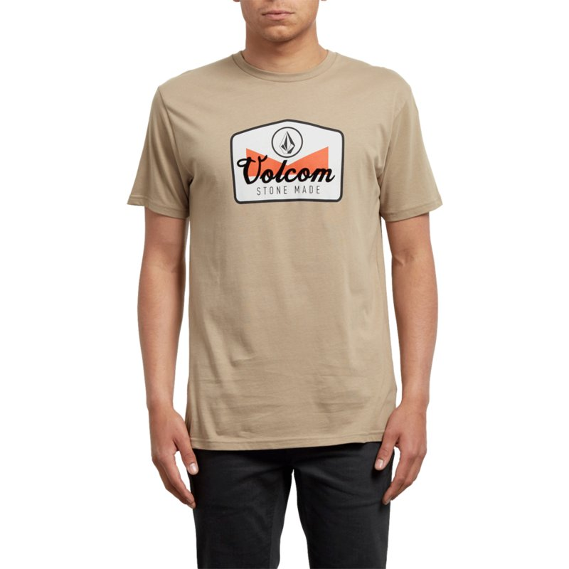 volcom-sand-brown-cristicle-brown-t-shirt