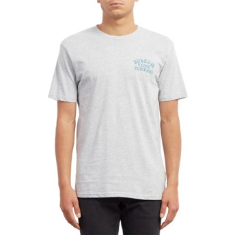 Volcom Heather Grey Hyptonec Grey T-Shirt