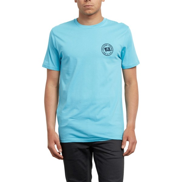 volcom-blue-bird-flag-blue-t-shirt
