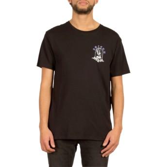 Volcom Black Stone Lust Black T-Shirt