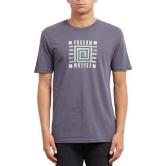 Volcom Midnight Blue Mezo Navy Blue T-Shirt