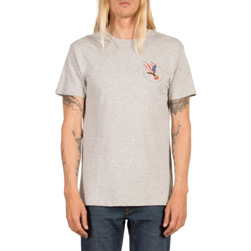 volcom-heather-grey-beer-drop-grey-t-shirt