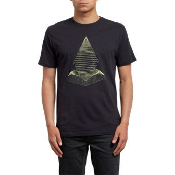 Volcom Black Digital Redux Black T-Shirt