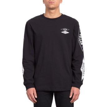 Volcom Black V.I. Bxy Black Long Sleeve T-Shirt