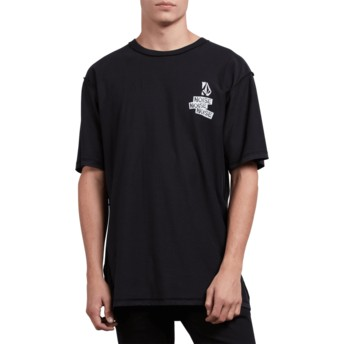 Volcom Black Noa Noise Black T-Shirt