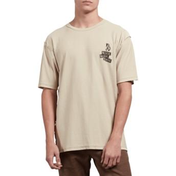 Volcom Clay Noa Noise Beige T-Shirt