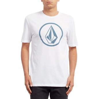 Volcom White Classic Stone White T-Shirt