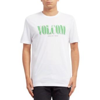 Volcom White Lifer White T-Shirt