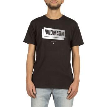 Volcom Black Grubby Black T-Shirt