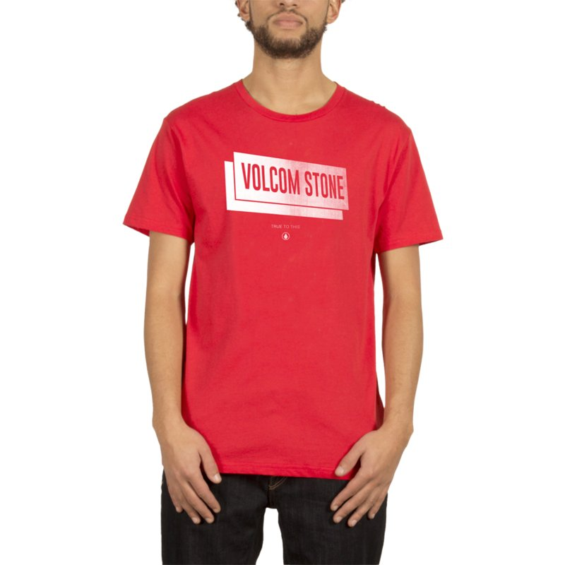volcom-true-red-grubby-red-t-shirt