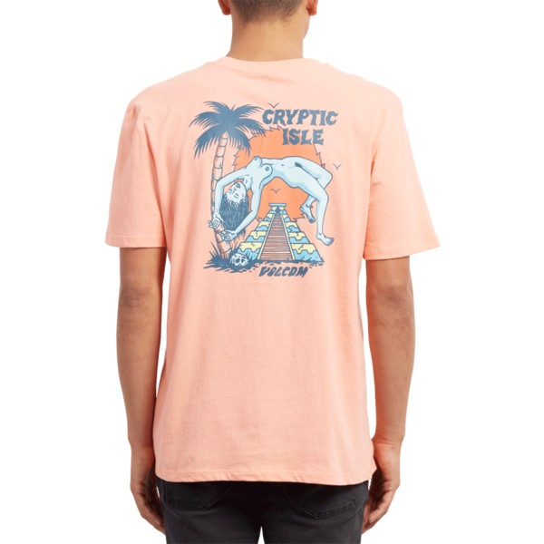 volcom-orange-glow-cryptic-isle-orange-t-shirt