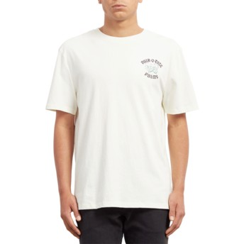 Volcom Dirty White Pair Of Dice White T-Shirt