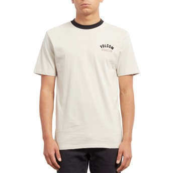 Volcom Clay Safe Bet Rng Grey T-Shirt