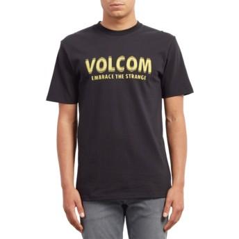 Volcom Black Stranger Black T-Shirt