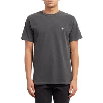 Volcom Black Pale Wash II Black T-Shirt