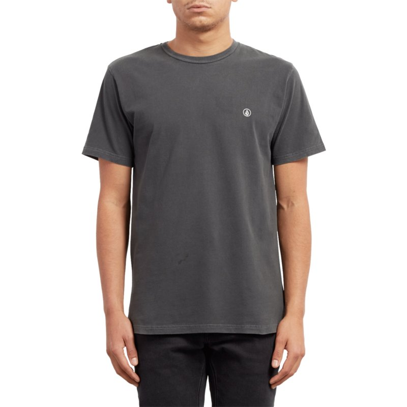 e98218a6 Volcom Black Pale Wash II Black T-Shirt