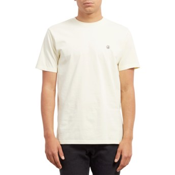 Volcom Dirty White Pale Wash II White T-Shirt