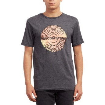 Volcom Heather Black Collide Black T-Shirt