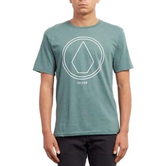 Volcom Pine Pinline Stone Green T-Shirt