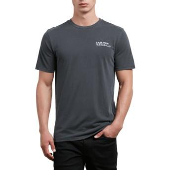 Volcom Black Liberate Stone Black T-Shirt