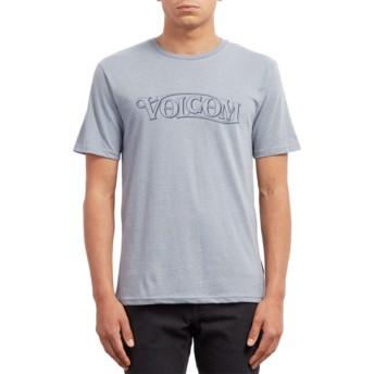 Volcom Arctic Blue En Route Blue T-Shirt