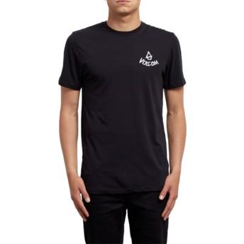 Volcom Black Chill Black T-Shirt