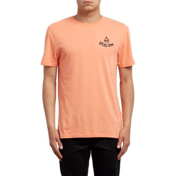 Volcom Salmon Chill Orange T-Shirt
