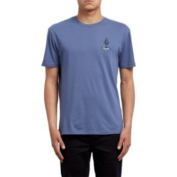 Volcom Deep Blue Burch Eye Blue T-Shirt