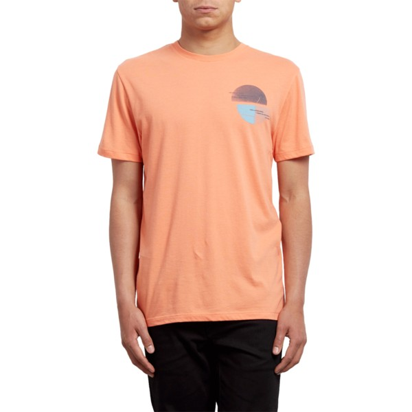 volcom-salmon-over-ride-orange-t-shirt
