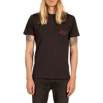 Volcom Black Strike Black T-Shirt